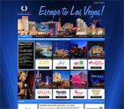 Caesars Entertainment - Escape to Las Vegas