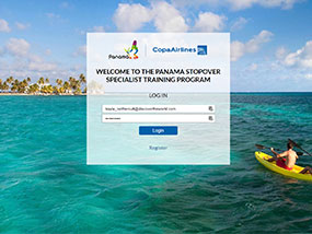 Panama Stopover Specialist Training Program