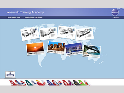 oneworld Agent Training